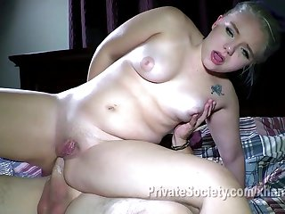 Melody Likes It In The Ass